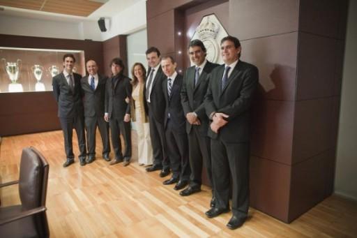 Real madrid millonarios una cooperaci n real conseguida for Convenio oficinas madrid