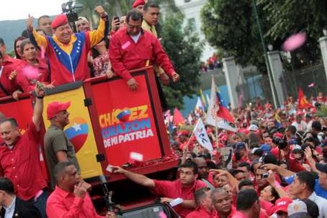 img 604213394589881339467231 Copiar Hugo Chávez presentó el Segundo Plan Socialista de la Nación para el período 2013 2019 al inscribir su candidatura