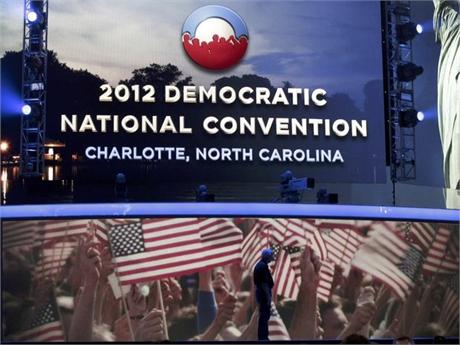 get1 Fuertes medidas de seguridad por Convención Demócrata en EE.UU