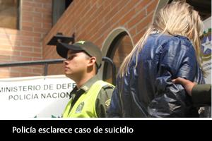 mato a su marido Policía esclarece caso de suicidio en el barrio Castilla de Medellín