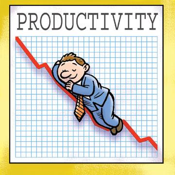 productivity 5 factores que afectan la productividad en la empresa: Hasta el jefe tiene culpa