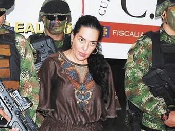 Lorena Henao, viuda del capo del Cartel de Cali Ivan Urdinola, murió en la Tebaida Quindió