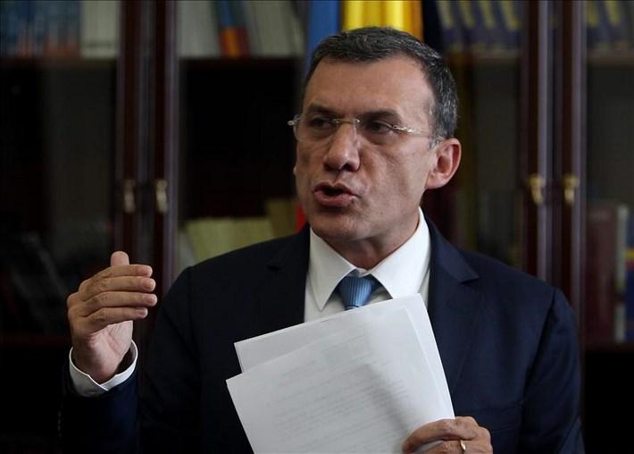 Imagen del Presidente del Senado colombiano Roy Barreras. EFE/Archivo