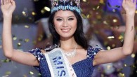 La china Wenxia Yu, actual Miss Mundo