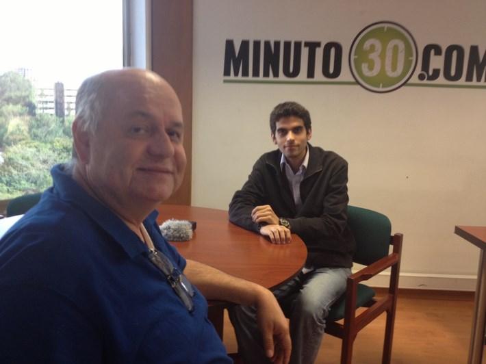 Dario Montoya ex director Nacional del Sena.|Sala de redacción Minuto30.