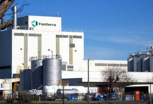Resultado de imagen para Fonterra, de Nueva Zelandia