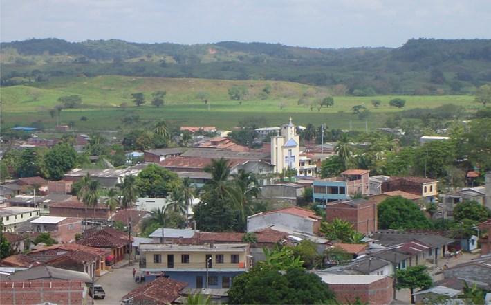 panoramica taraza1 Copiar Capturados en Tarazá dos urabeños dedicados al hurto de vehículos