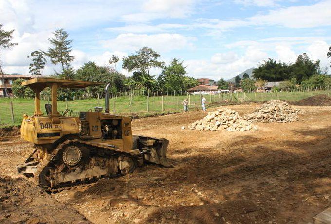 La Ceja invierte 8 mil millones de pesos en su zona rural