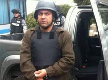 Detenido en ecuador al supuesto paramilitar colombiano for Ministerio del interior de ecuador