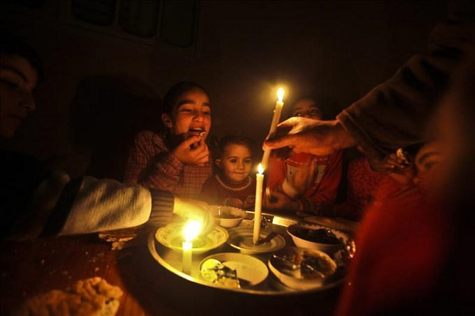 Resultado de imagen de sin electricidad la paz