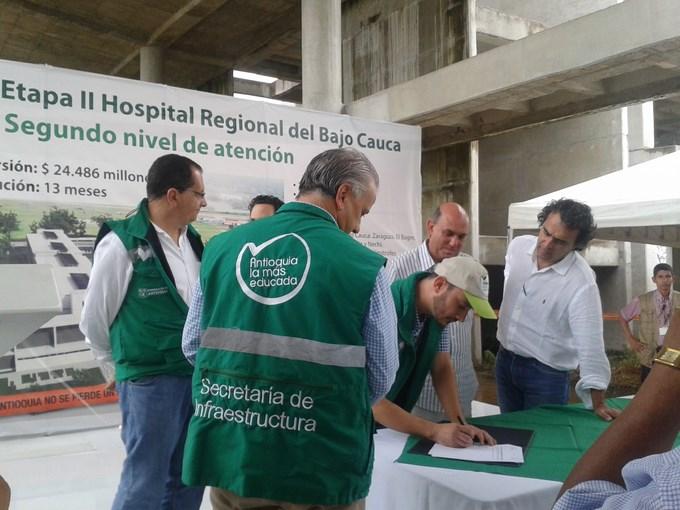 Hospital Caucasia Copiar En enero de 2015 Caucasia estrenará hospital