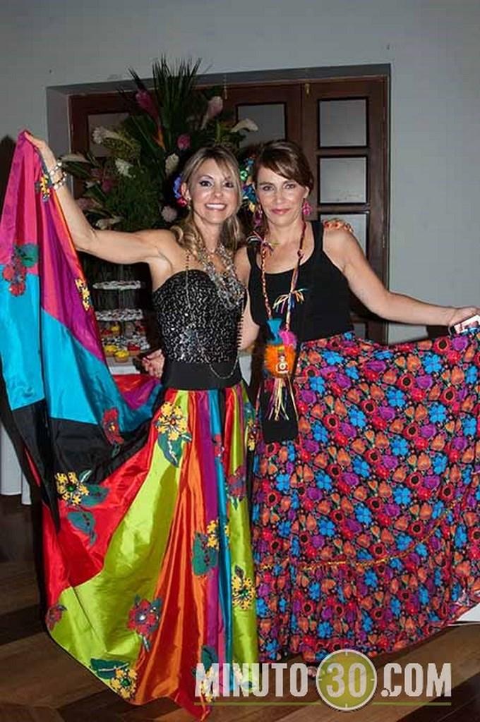 La tradicional fiesta de polleras del carnaval de for Decoracion del hogar barranquilla