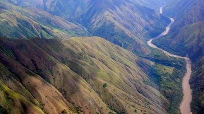 cauca medio Las aguas del Río Cauca ya alimenta a HidroItuango