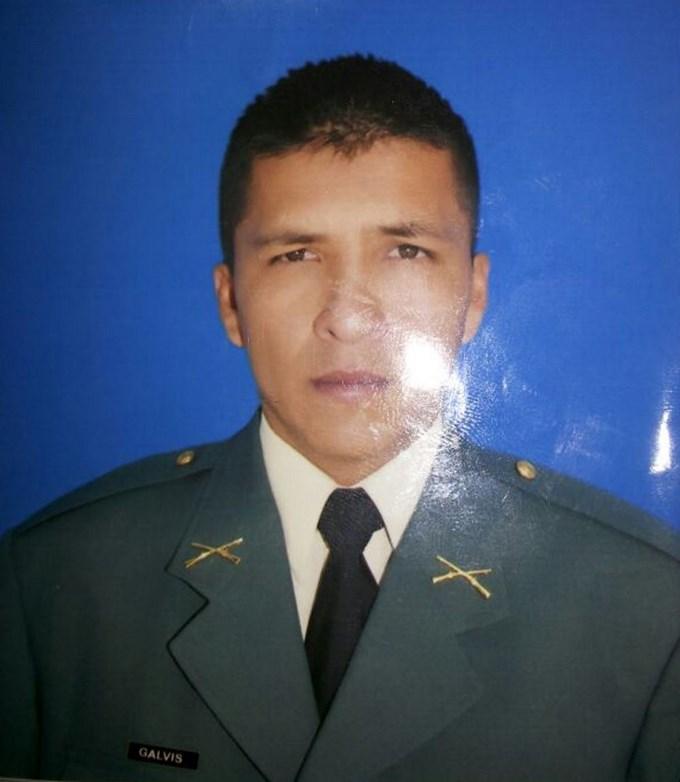 Sargento Segundo Wilson Hernando Galvis Potosí