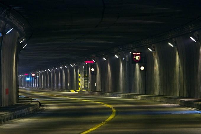 Resultado de imagen para tunel de occidente
