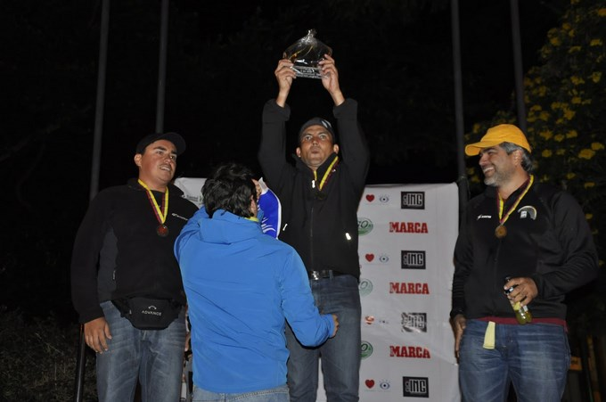 Foto Nacional de Parapente Copa Sopó 2014