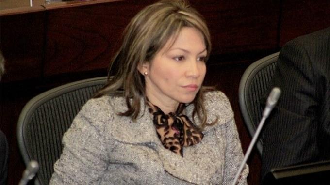 Senadora Sandra Villadiego