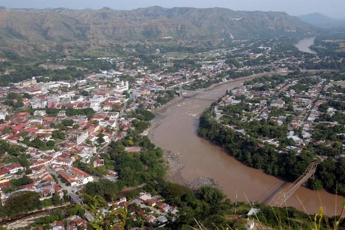 El municipio de Honda Tolima