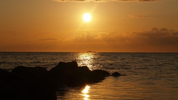 sol y agua