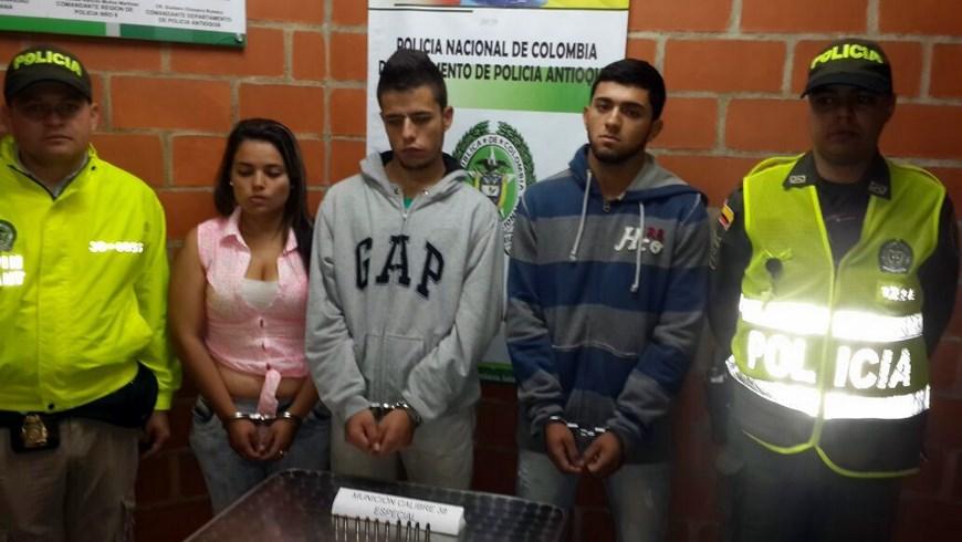 Fotos: Policía Antioquia