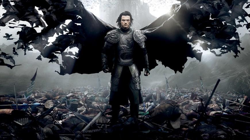 Luke Evans, quien será la enésima reencarnación cinematográfica del hombre-vampiro. EFE/Archivo