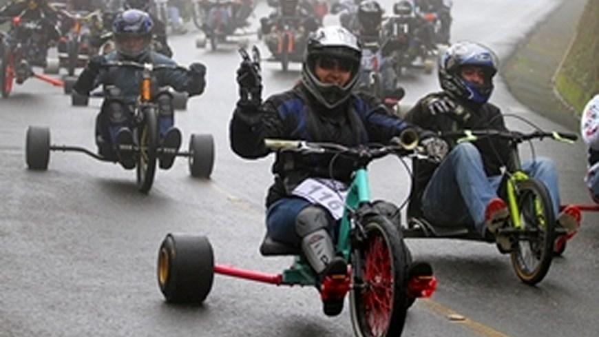 Driff Trikes- Festival Carros de Rodillos Medellín 2013