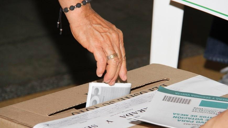 Elecciones Copiar