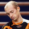 Tenista ruso Nikolai Davydenko