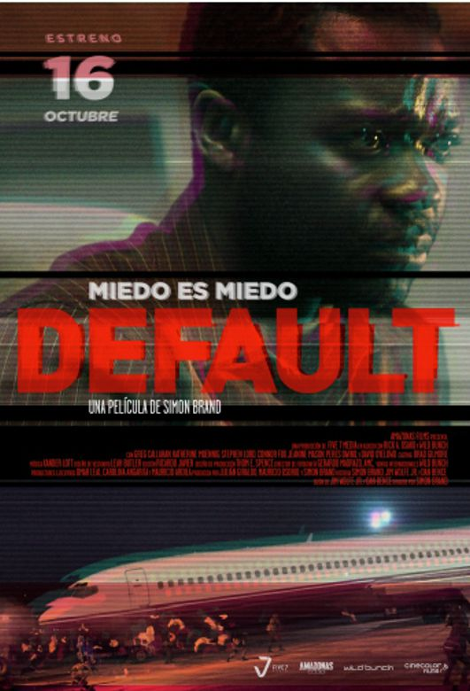 default afiche