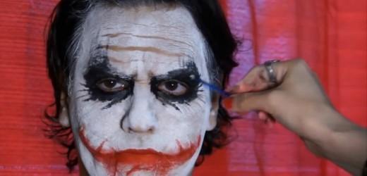 Videos De Maquillaje De Halloween.En Video Maquillajes Para Halloween Hombres