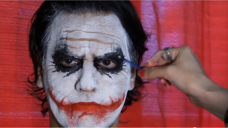 EN VIDEO: Maquillajes para halloween – Hombres | Minuto30.com