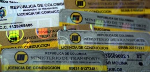 licencia transito