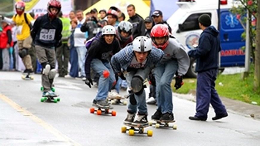 Patines- Festival Carros de Rodillos 2013