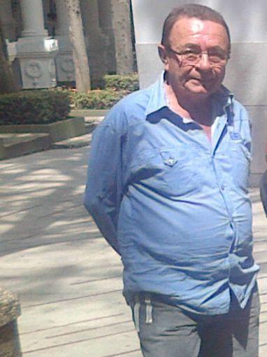 Raul de Jesús Quintero Cardona, de 62 años