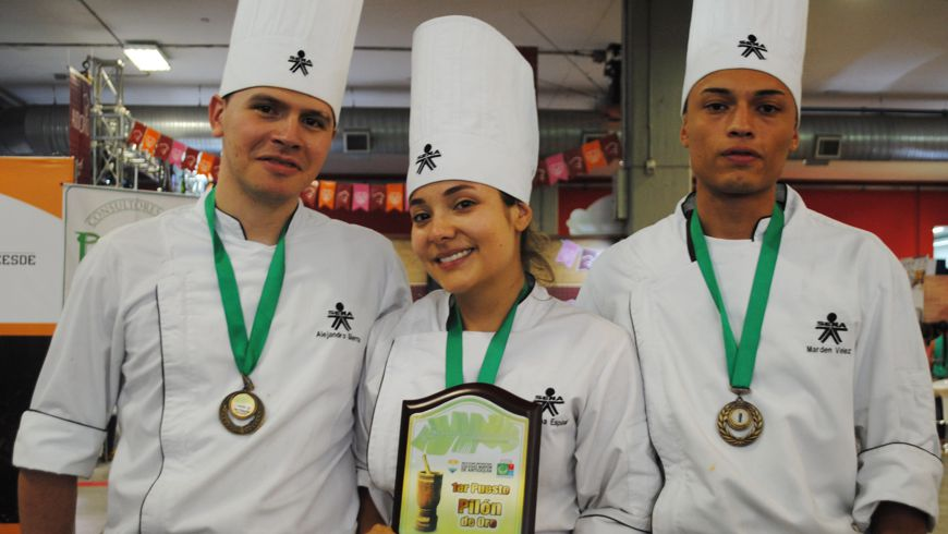 Aprendices del SENA ganan Olimpiadas Gastronómicas Saberes y Sabores ...