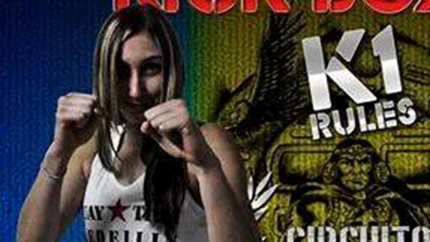 Sabina Mazo peleadora antioqueña MMA