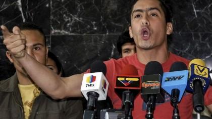 Fotografía de archivo con fecha 4 de marzo del 2008 donde se observa el fallecido diputado del Partido Socialista Unido de Venezuela (PSUV), Robert Serra. EFE/Archivo