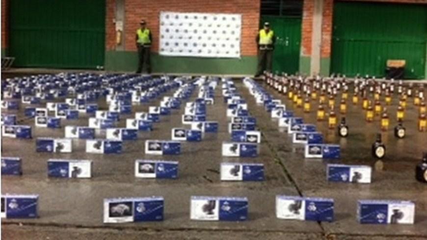 Foto: Policía Fiscal y Aduanero