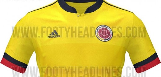 f40146512a1 FOTOS: Que te parecen las nuevas camisetas de la Selección Colombia para la  Copa América.