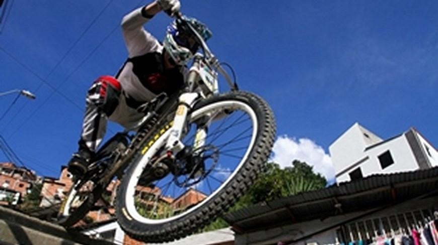 Fotos Gustavo Tangarife INDER Medellín.