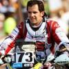 Foto Toro en Rally Dakar - Foto EFE