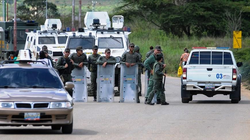 venezuela guardia civil