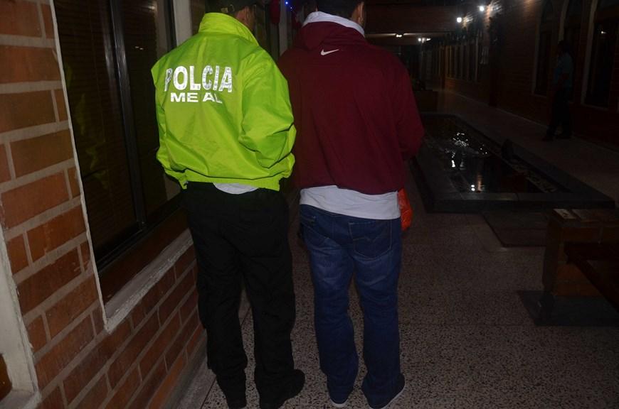 Foto: Policía Metropolitana.