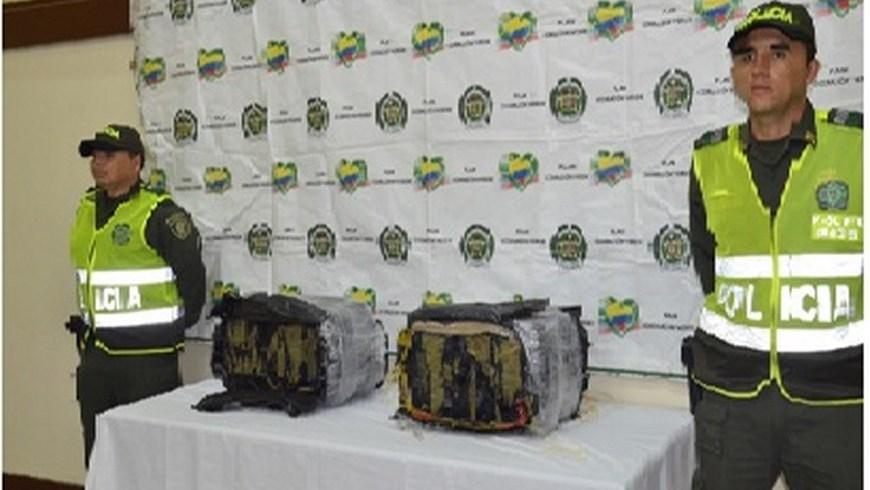Foto: Policía Fiscal y Aduanera.