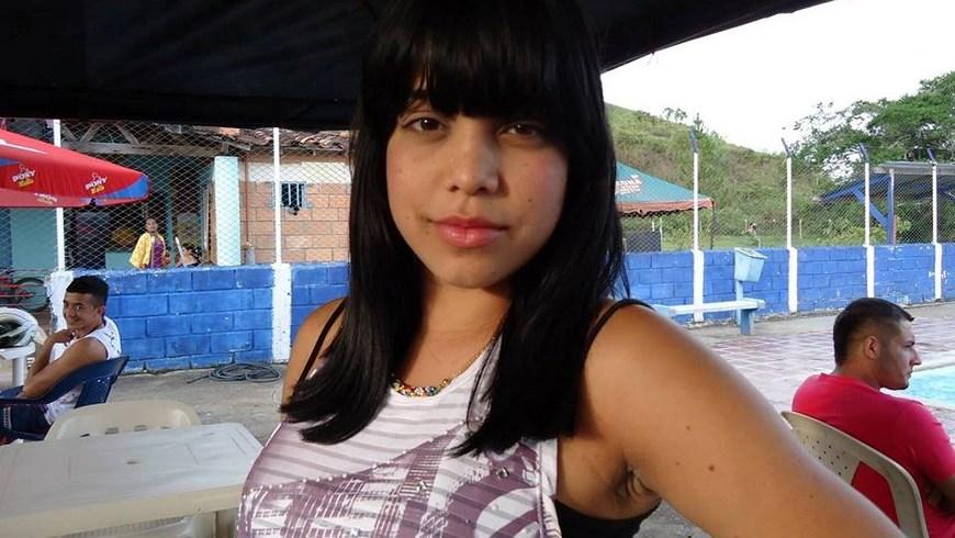 Sandra Milena García Montoya. Foto: Cortesía