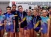 Foto COC - Colombia medallas en Sudamericano de Gimnasia