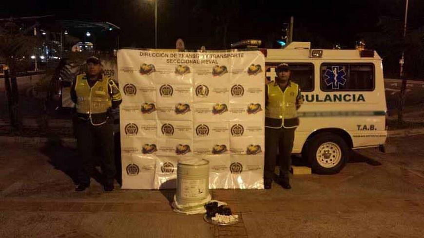Foto: Policía Metropolitana