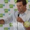 En la foto el Director del Área Metropolitana del Valle de Aburrá, Hernán Darío Elejalde