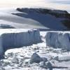 """el Totten """"es uno de los más grandes glaciares del planeta"""". EFE"""