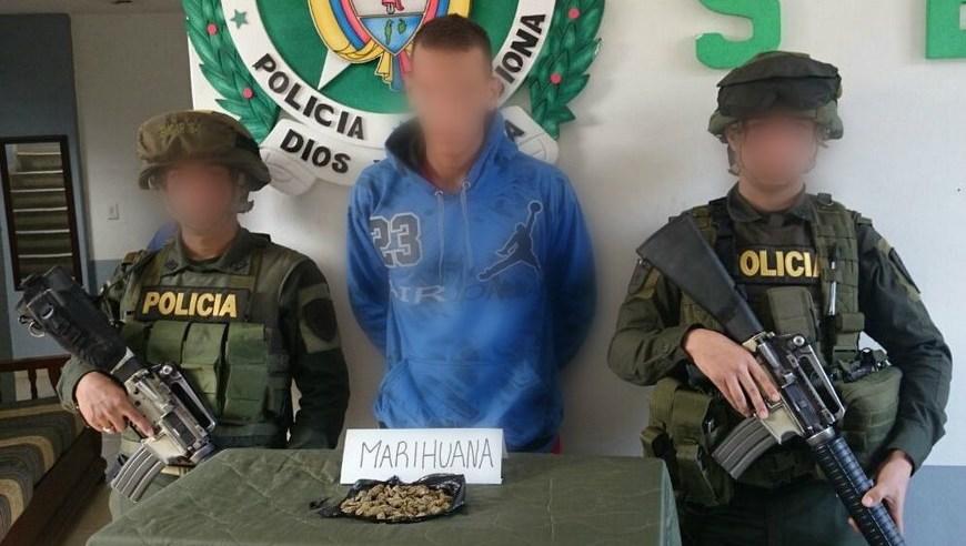 Cortesía Policía Antioquia